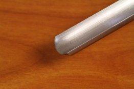 Hurricane Woodturning Spindelröhre-Set 3-teilig, 1/10.16 cm Flöte, Flöte 3/20.32 cm, und 1 (5.08 cm Flöte, Hochleistungsschnell-Stahl